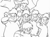 Coloring Pages Of Peter Pan Peter Pan Coloring Pages Lost Boys Peter Pan Pinterest