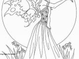 Coloring Pages Of Pretty Fairies 25 Fairy Coloring Pages for Adults
