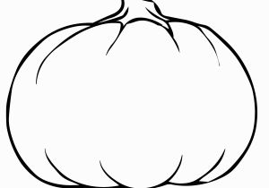 Coloring Pages Of Pumpkins This is Best Pumpkin Outline Printable Coloring Pages