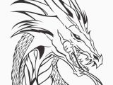 Coloring Pages Of Real Dragons Simple Realistic Dragon Coloring Pages Ninjago Pinterest Lovely Head