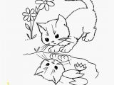 Coloring Pages Of Real Kittens Kitten Coloring Sheets Delightful Beautiful Coloring Pages Fresh