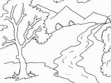 Coloring Pages Of Rivers River Coloring Page Coloring Pages