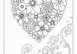 Coloring Pages Of Roses and Hearts Flora and Fauna Coloring Sheets — Short Leg Studio