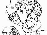 Coloring Pages Of Rudolph and Santa Santa Coloring Pages Printable Free New Christmas Coloring Sheets