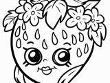 Coloring Pages Of Shopkins to Print Print Shopkins Coloring Pages Printable