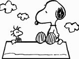 Coloring Pages Of Snoopy and Woodstock Snoopy and Woodstock Coloring Pages at Getcolorings