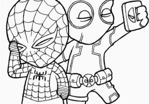 Coloring Pages Of Spiderman and Batman Deadpool Coloring Pages Mit Bildern