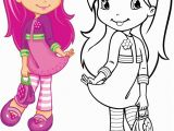 Coloring Pages Of Strawberry Shortcake and Her Friends 22 Strawberry Shortcake Coloring Pages Free to Print