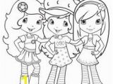 Coloring Pages Of Strawberry Shortcake and Her Friends 237 Best Strawberry Shortcake Coloring Images On Pinterest