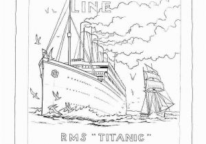 Coloring Pages Of the Titanic Rms Titanic Adult Colouring Pinterest