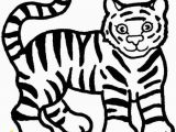 Coloring Pages Of Tiger Cubs 22 Tiger Coloring Page