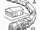 Coloring Pages Of Train Station 28 Train Coloring Pages for Kids Print Color Craft