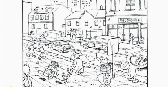 Coloring Pages Of Train Station Fire Truck Coloring Picture