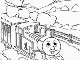Coloring Pages Of Train Tracks Thomas the Tank Engine Going to Work Very Early Coloring