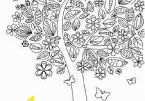 Coloring Pages Of Trees and Flowers 761 Best Coloring Pages Images In 2018