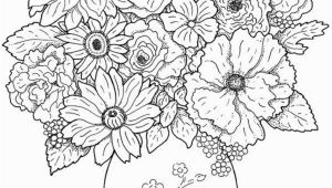 Coloring Pages Of Trees and Flowers Hard Detailed Coloring Pages Stuff to Try Pinterest