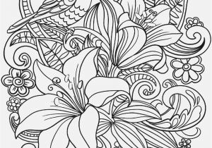 Coloring Pages Of Trees and Flowers Unique Coloring Pages Lovely Christmas Tree Cut Out Coloring Pages