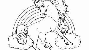 Coloring Pages Of Unicorns to Print Luxury Realistic Winged Unicorn Coloring Pages