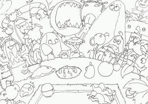 Coloring Pages Plants Vs Zombies 2 Plants Vs Zombies Garden Warfare 2 Coloring Pages