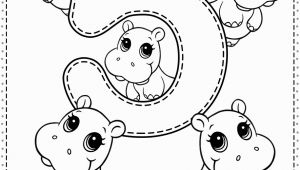 Coloring Pages Printable by Number Number 5 Preschool Printables Free Worksheets and