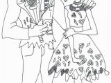 Coloring Pages Printable Monster High Loves Not Dead Ghoulia and Slo Mo Monster High Coloring Page