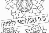 Coloring Pages Printable Mother S Day Mothers Day Coloring Pages