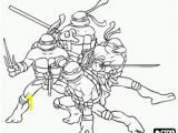 Coloring Pages Printable Ninja Turtles Online Coloring the Four Ninja Turtles Leonardo