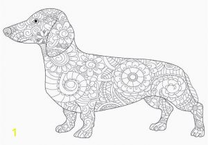 Coloring Pages Printable Of Dogs Beste Von Inspiration Hund Ausmalbild Für Kinder Kostenlos
