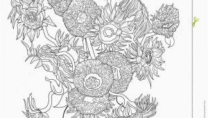 Coloring Pages Printable Of Flowers Flower Coloring Sheets for Preschoolers Di 2020 Dengan Gambar
