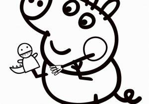 Coloring Pages Printable Peppa Pig Peppa Wutz Malvorlage Exzellente Ausmalbild Fr Kinder