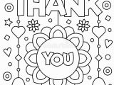 Coloring Pages Printable Thank You Thank You Coloring Stock Illustrations – 118 Thank You