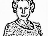 Coloring Pages Queen Elizabeth 1 Royal Queen