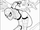Coloring Pages Spiderman and Batman Spiderman Coloring Page From the New Spiderman Movie