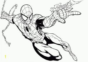 Coloring Pages Spiderman and Superman Drawing Spiderman Coloring Home