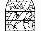 Coloring Pages Stained Glass Free Printable Bible Coloring Pages Stained Glass Jesus Coloring Pages