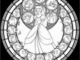 Coloring Pages Stained Glass Free Printable Stained Glass Ariel Remastered Line Art by Akili