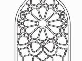 Coloring Pages Stained Glass Free Printable Stained Glass Window Coloring Pages and Print for