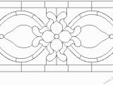 Coloring Pages Stained Glass Free Printable Stained Glass Windows to Color