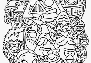 Coloring Pages Star Wars Angry Birds Angry Birds Star Wars Coloring Pages Printable