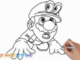 Coloring Pages Super Mario Odyssey 4724 Mario Free Clipart 24