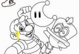 Coloring Pages Super Mario Odyssey 7 Best Mario Coloring Pages Images