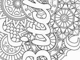 Coloring Pages Swear Words Printable Mandala Adult Coloring Page Swear 14 Free Printable