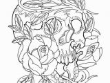 Coloring Pages Tattoos 30 Modern Tattoo Designs Coloring Book