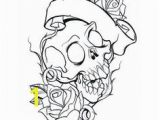 Coloring Pages Tattoos the 15 Best Color Skull Tattoos Designs Images On Pinterest