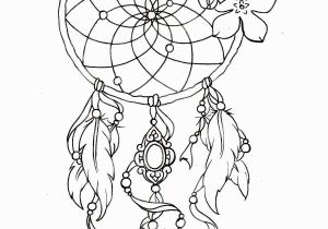Coloring Pages Tattoos to Print This Free Coloring Page Coloring Dreamcatcher Tattoo Des