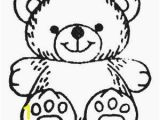 Coloring Pages Teddy Bear Printable Teddy Bears Coloring Page 48