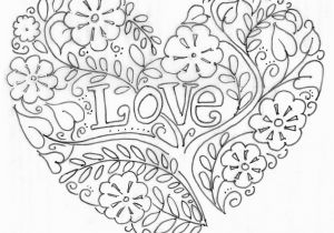 Coloring Pages Valentines Printable Valentine S Day Coloring Pages My Craftily Ever after