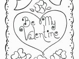 Coloring Pages Valentines Valentine Day Printable Coloring Pages Be My Valentines Cards