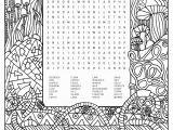 Coloring Pages with Words Printable Word Search Colouring Page Earth with Images