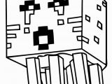 Coloring Pages You Can Color On the Computer Minecraft Ghasts Coloring Page